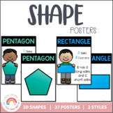#betterthanchocolate Shape Posters