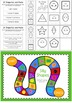 Let's Learn about 2D Shapes - {Posters, Write the Room + f