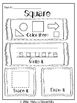 2D Shape Worksheets {24 pages}
