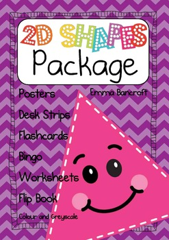 2D Shapes Complete Teaching Package