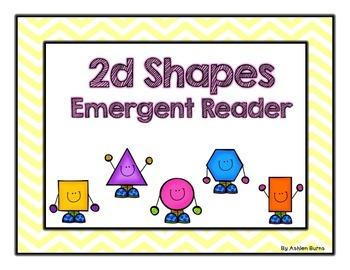 2D Shapes Emergent Reader