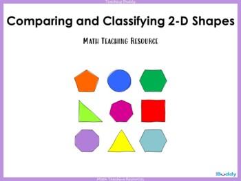 2D Shapes - Grade 4