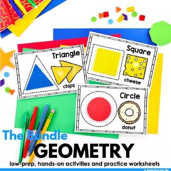 2D and 3D Shape Bundle