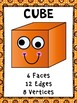 2D and 3D Shapes MEGA Bundle: Worksheets, Posters, and Activities