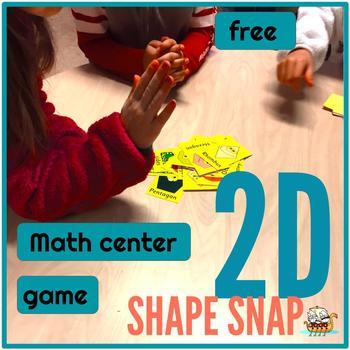 2D Shape Properties Snap