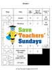 2D Shapes Worksheets (2 levels of difficulty)