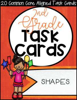 2G Task Card Bundle - Includes 2.G.A.1 and 2.G.A.3