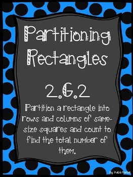 2.G.2 Partitioning Rectangles