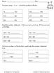 2.NBT.4 2.NBT.8 Math Quiz - Compare numbers, Mentally add