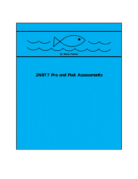 2NBT7 Pre and Post Assessment Bank