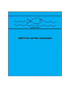 2NBT9 Pre and Post Assessment Bank