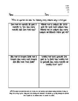 2.OA.1 Assessment