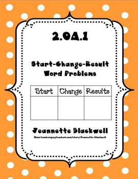 2OA1 Start Change Result Practice Pages