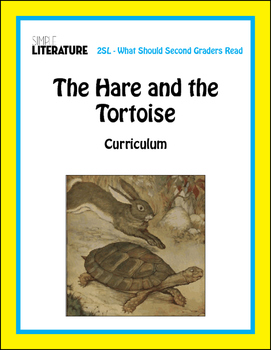 2SL Fable - The Hare and the Tortoise Curriculum