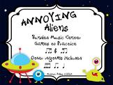Annoying Aliens: Bundled Ti-Tika & Tika-Ti Printable PDF Game