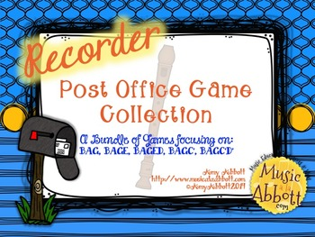 Recorder Post Office Games: a Bundle of Decoding and Recor