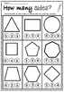 2d shapes how many sides