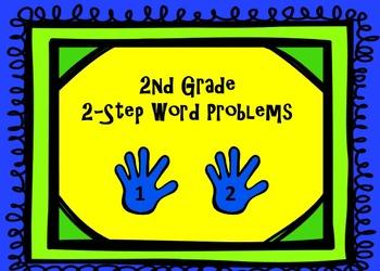 2nd Grade 2-Step Problems