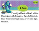 2nd Grade CCSS I Can Statement Cards - Math - Operations &