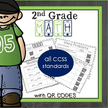 2nd Grade CCSS Math FUN