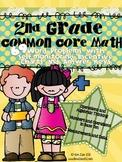 2nd Grade CCSS Word Problem Bundle