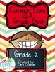 2nd Grade Common Core Grade Book Bundle