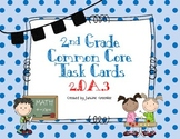 2nd Grade Common Core Math Task Cards for Even and Odd
