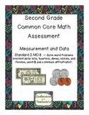 2nd Grade Common Core Money Pre-Assessment