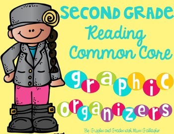 Reading Literature and Informational Text Graphic Organizers-2nd
