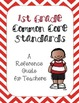 K-3 Common Core Standards Reference Guide Bundle