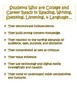 2nd Grade Common Core State Standards ELA Flipbook