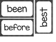 2nd Grade Dolch Sight Words ~ Black & White Polka Dot