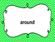 2nd Grade Dolch Word PowerPoint
