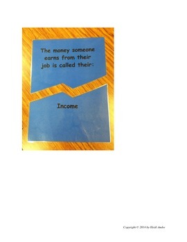 2nd Grade Economics SOCIAL STUDIES Unit, seven 30 minute lessons