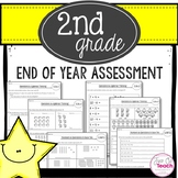 2nd Grade End of Year Math Benchmark Assessment