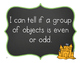 """2nd Grade - Envision 2.0 """"I Can"""" Statements for the Entire"""
