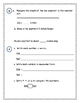 2nd Grade Everyday Math (EDM4) Assessment Review Pack (Units 1-9)