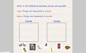 Everyday Math 2nd Grade SmartBoard Lessons Unit 2