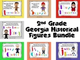 2nd Grade Georgia Historical Figures Bundle