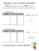 2nd Grade Go Math Chapter 6 Quick Quizzes