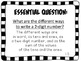 Second Grade Go Math Essential Questions Chapter 1