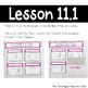 2nd Grade Go Math! Interactive Notebook: Chapter 11 ~ Common Core