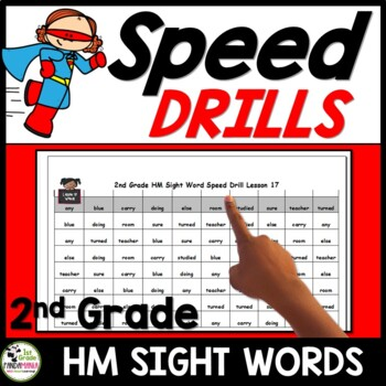 2nd Grade Houghton Mifflin Journeys Reading High Frequency