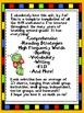 2nd Grade Houghton Mifflin Theme 2 - Balanced Literacy in Spanish