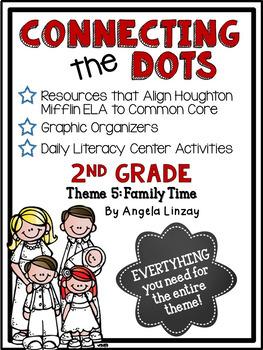 2nd Grade Houghton Mifflin Theme 5: Common Core, Graphic O