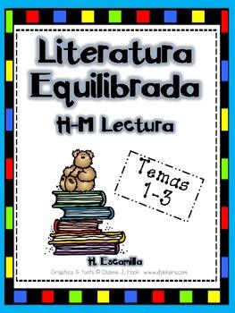 2nd Grade Houghton Mifflin Themes 1-3 Balanced Literacy in