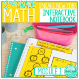 2nd Grade Interactive Math Notebook: Engage NY Module 1