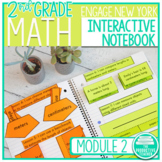 2nd Grade Interactive Math Notebook: Engage NY Module 2