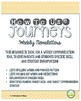 2nd Grade Journeys, Unit 2 Weekly Newsletters