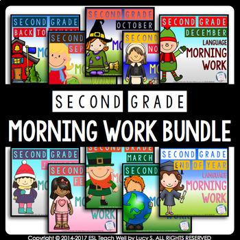 Morning Work BUNDLE